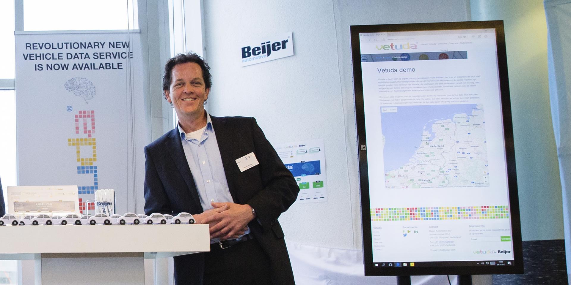 Ronald de Beijer (Beijer Automotive)